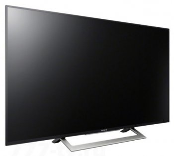 "Телевизор-LCD Sony 49"" KD49XD8099BR2 черный/серебристый/Ultra HD/200Hz/DVB-T/DVB-T2/DVB-C/DVB-S/DVB-S2/USB/WiFi/Smart"