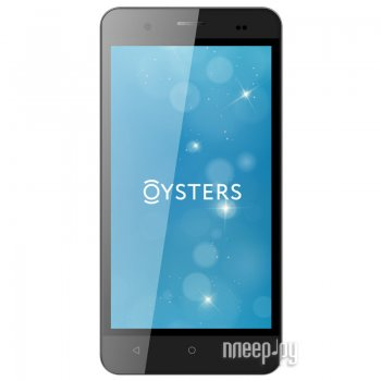 Смартфон Oysters Pacific 4G Black