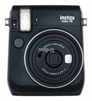 Фотокамера Fujifilm 70 Instax Mini Black