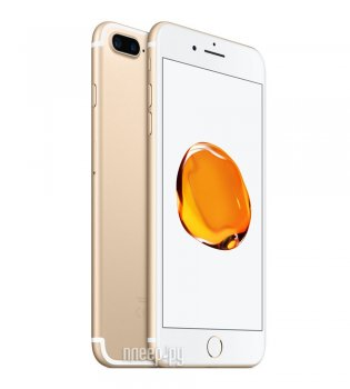Смартфон APPLE iPhone 7 Plus - 128Gb Gold MN4Q2RU/A