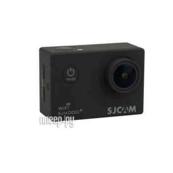 Экшн-камера SJCAM SJ4000 Wi-Fi Plus Black