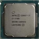 Процессор Intel Core i7 7700 3.6 GHz/4core/SVGA HD Graphics 630/8Mb/ LGA1151