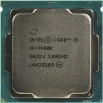 Процессор Intel Core i5-7600K BOX (без кулера) 3.8 GHz/4core/SVGA HD Graphics 630/1+6Mb/91W/8 GT/s LGA1151