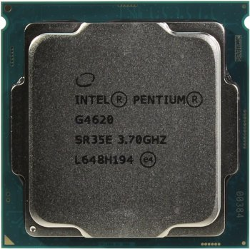 Процессор Intel Original Pentium Dual-Core G4620 Soc-1151 (BX80677G4620 S R35E) (3.7GHz/Intel HD Graphics 630) Box