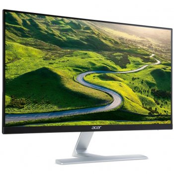 "Монитор Acer 23.8"" RT240Ybmid черный IPS LED 4ms 16:9 DVI HDMI M/M матовая 250cd 1920x1080 D-Sub FHD 3кг"
