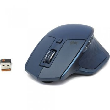 Мышь беспроводная Logitech MX Master 2S Wireless Mouse (RTL) USB 5btn+2Roll <910-005140>