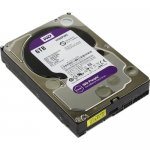 Жесткий диск WD Original SATA-III 6Тб WD60PURZ Video Purple (5400rpm) 64Mb 3.5""