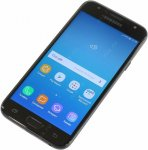 "Смартфон Samsung Galaxy J3 (2017) SM-J330FZKDSER Black (1.4GHz,2Gb,5""1280x720,4G+WiFi+BT,16Gb+microSD,13Mpx)"