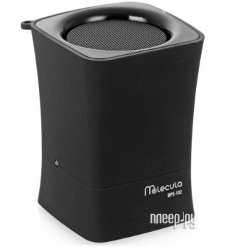 Molecula BPS-102 Bluetooth Black