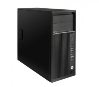 Системный блок HP Z240T Xeon E3-1245v5 (3.5)/8Gb/1Tb 7.2k/HDGP530/DVDRW/Windows 10 Professional 64/GbitEth/400W/клавиатура/мышь/черный