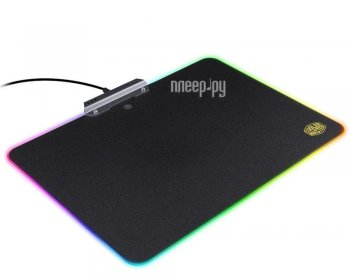 Коврик для мыши Cooler Master Hard Gaming Mousepad RGB MPA-MP720