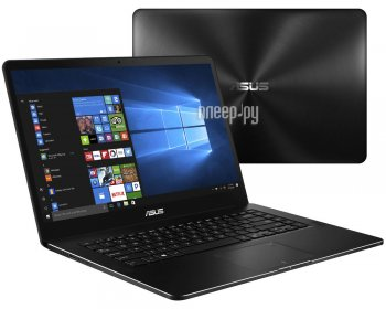 Ноутбук Asus Zenbook Pro UX550VE-BN109R 90NB0ES2-M01770 (Intel Core i5-7300HQ 2.5 GHz/8192Mb/512Gb SSD/No ODD/nVidia GeForce GTX 1050 Ti 4096Mb/Wi-Fi/