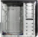 Корпус Miditower Exegate <UN-604> Black ATX без БП <EX269439RUS>
