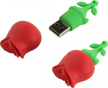 Накопитель USB SmartBuy Wild <SB8GBRose> USB2.0 Flash Drive 8Gb (RTL)