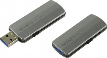 Накопитель USB A-Data AI720 <AAI720-32G-CGY> USB3.1/Lightning Flash Drive 32Gb