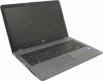 "Ноутбук HP 250 G6 Celeron N3350/4Gb/500Gb/Intel HD Graphics 500/15.6""/SVA/FHD (1920x1080)/Free DOS 2.0/dk.silver/WiFi/BT/Cam"