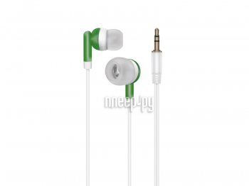 Наушники Oxion The Simple EPO104 Green 09035
