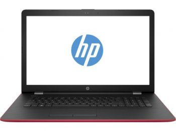Ноутбук HP 17-ak029ur <2CP43EA> AMD Dual-Core E2-9000e/4/SSD128Gb/DVD-RW/Radeon R2 integrated/WiFi/BT/Cam//Free DOS/17.3""