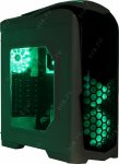 Корпус Miditower GameMax <G539-RGB-W Blue LED> ATX Без БП