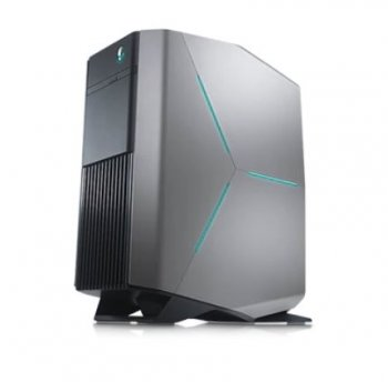 Системный блок Dell Alienware Aurora R7 MT i7 8700K (3.7)/32Gb/2Tb 7.2k/SSD256Gb/GTX1080 8Gb/Windows 10 Home Single Language 64/GbitEth/WiFi/BT/850W/к