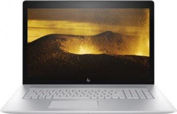 Ноутбук HP Envy 17-ae105ur 2PP79EA (Intel Core i7-8550U 1.8 GHz/16384Mb/1000Gb + 256Gb SSD/DVD-RW/nVidia GeForce MX150 4096Mb/Wi-Fi/Cam/17.3/1920x1080