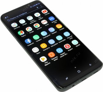 Смартфон Samsung SM-G965F Galaxy S9 Plus 64Gb Titanium