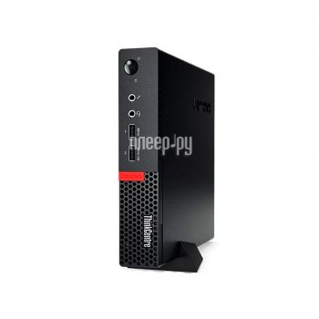 Системный блок Lenovo ThinkCentre M710q Tiny 10MRS04700 (Intel Core i3-7100T 3.4 GHz/4096Mb/128Gb SSD/Intel HD Graphics/Wi-Fi/Bluetooth/Windows 10 Pro