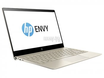 Ноутбук HP Envy 13-ad039ur 3CF39EA (Intel Core i5-7200U 2.5 GHz/8192Mb/256Gb SSD/No ODD/nVidia GeForce MX150 2048Mb/Wi-Fi/Cam/13.3/1920x1080/Windows 1