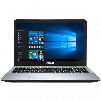 "Ноутбук Asus VivoBook X555BP-DM234T A9 9420/8Gb/1Tb/SSD128Gb/AMD Radeon R5 M420 2Gb/15.6""/FHD (1920x1080)/Windows 10/black/WiFi/BT/Cam"