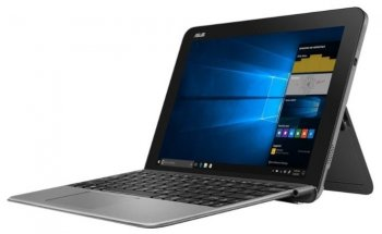 "Планшетный компьютер Asus Transformer Mini T103HAF-GR032T Atom X5 Z8350/4Gb/SSD64Gb/Intel HD Graphics 400/10.1""/Touch/WXGA (1280x800)/Windows 10/grey/"