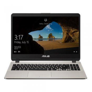 "Ноутбук Asus X507UB-EJ142T Core i7 7500U/8Gb/1Tb/nVidia GeForce Mx110 2Gb/15.6""/FHD (1920x1080)/Windows 10/grey/WiFi/BT/Cam"