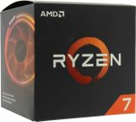 Процессор AMD Ryzen 7 2700X AM4 (YD270XBGAFBOX) (3.7GHz) Box