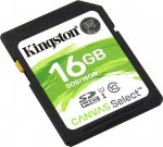 Карта памяти Kingston <SDS/16GB> SDHC Memory Card 16Gb UHS-I U1