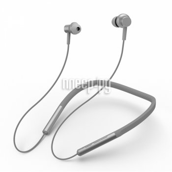 Наушники с микрофоном Xiaomi Mi Collar Bluetooth Headset LYXQEJ01JY Grey