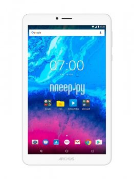 Планшетный компьютер Archos Core 70 3G V2 503618 (MediaTek MT8321 1.3 GHz/1024Mb/16Gb/GPS/Wi-Fi/Bluetooth/Cam/7.0/1280x800/Android)