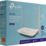 Маршрутизатор TP-LINK <Archer C5> Wireless Dual-Band Gigabit Router (4UTP 1000Mbps,1WAN,802.11b/g/n/ac,USB,867 Mbps)