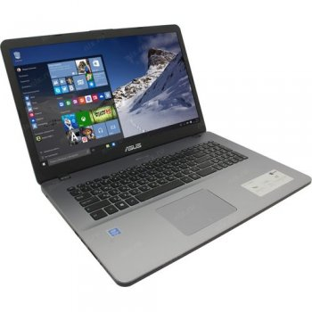 Ноутбук Asus X705MA <90NB0IF2-M00700> Intel Pentium Silver N5000/4/1Tb/Intel UHD Graphics 605/Wi-Fi/BT/Win10/17.3