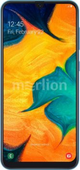 "Смартфон Samsung Galaxy A30 SM-A305FZBUSER Blue (1.8+1.6GHz, 3Gb, 6.4""2340x1080 AMOLED,4G+WiFi+BT,32Gb+microSD, 16+5Mpx)"