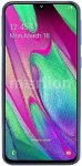 "Смартфон Samsung Galaxy A40 SM-A405FZBGSER Blue (1.8+1.6GHz, 4Gb, 5.9""2340x1080 AMOLED,4G+WiFi+BT,64Gb+microSD, 16+5Mpx)"