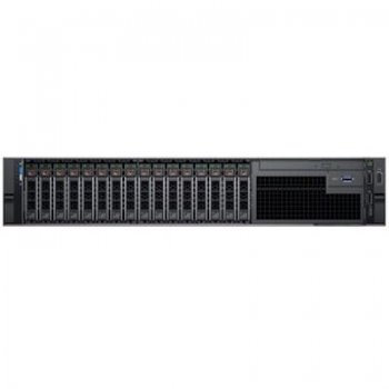 "Сервер Dell PowerEdge R740 2x4114 2x16Gb x16 2.5"" H730p LP iD9En 10G 2P+1G 2P 2x750W 3Y PNBD Broadcom 57416, 10 Гбит/с, Base-T + двухпортовый адаптер"