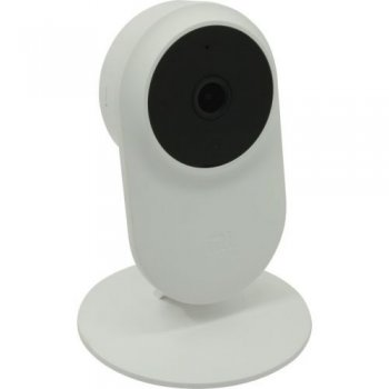 Камера видеонаблюдения Xiaomi <QDJ4047GL White> Home Security Camera Basic 1080p (1920x1080, f=2.8mm, 802.11n, microSDXC, мик., 8LED)