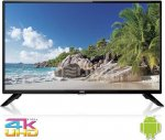 "Телевизор-LCD BBK 55"" 55LEX-6045/UTS2C черный/Ultra HD/50Hz/DVB-T2/DVB-C/DVB-S2/USB/WiFi/Smart TV (RUS)"