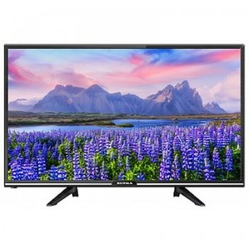 "Телевизор-LCD 32"" Supra STV-LC32ST4000W черный/HD READY/60Hz/DVB-T2/DVB-C/USB/WiFi/Smart TV (RUS)"