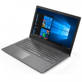 "Ноутбук Lenovo V330-15IKB Core i5 8250U/12Gb/SSD256Gb/DVD-RW/Intel UHD Graphics 620/15.6""/TN/FHD (1920x1080)/Windows 10 Professional 64/grey/WiFi/BT/C"