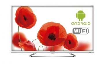 "Телевизор-LCD Telefunken 32"" TF-LED32S63T2S белый/HD READY/50Hz/DVB-T/DVB-T2/DVB-C/USB/WiFi/Smart TV (RUS)"