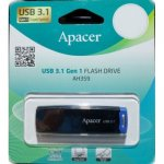 Накопитель USB Apacer AH359 <AP16GAH359U-1> USB3.1 Flash Drive 16Gb (RTL)