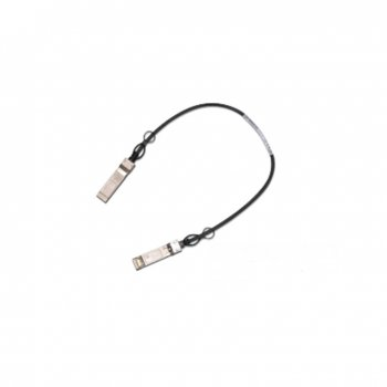 Кабель DAC (Direct Attach Cable) Mellanox MCP2M00-A002E30N Passive Copper ETH up to 25Gb/s SFP28 2m Black 30AWG CA-N