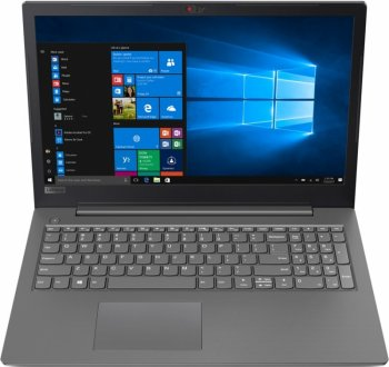 "Ноутбук Lenovo V330-15IKB Core i5 8250U/4Gb/SSD256Gb/DVD-RW/Intel UHD Graphics 620/15.6""/TN/FHD (1920x1080)/Windows 10 Home/dk.grey/WiFi/BT/Cam"