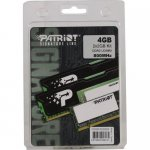 Оперативная память Patriot Signature Line <PSD24G800K> DDR2 DIMM 4Gb KIT 2*2Gb <PC2-6400>