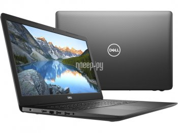 "Ноутбук Dell Inspiron 3781 Core i3 7020U/4Gb/1Tb/AMD Radeon 520 2Gb/17.3""/IPS/FHD (1920x1080)/Linux/black/WiFi/BT/Cam"